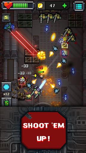 Strike Force - Arcade Shooter, Bomber, War Robots android2mod screenshots 6