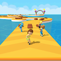 Race Water City 3d icon