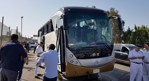 South Africans injured in Egypt bus blast