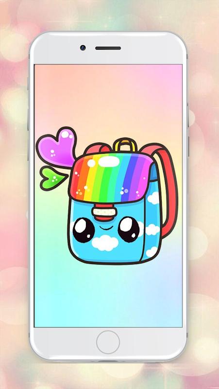 Cute bbackgrounds - kawaii unicorn wallpaper screenshots