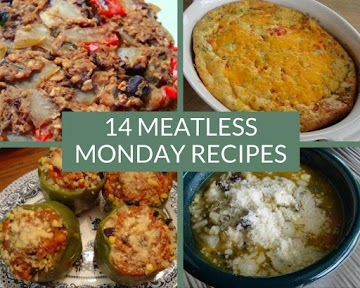 14 Meatless Monday Recipes