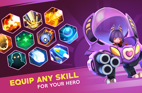 Heroes Strike Mod Apk v118  Latest (Unlimited Money + Gems) 4