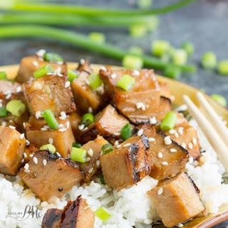 Honey Soy Pork Loin Recipe