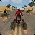 ATV Quad Racing Icon