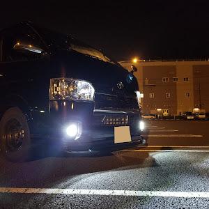 ハイエースバン GDH201V H31のカスタム事例画像 レレレのおじさんさんの2020年02月21日22:07の投稿