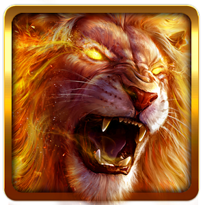3d Weather Live Wallpaper Roaring Lion Live Wallpaper Android Apps On Google Play