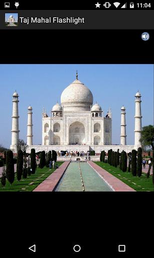 Taj Mahal Flashlight