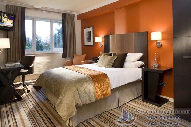 Chọn màu phòng ngủ phù hợp với chủ nhà