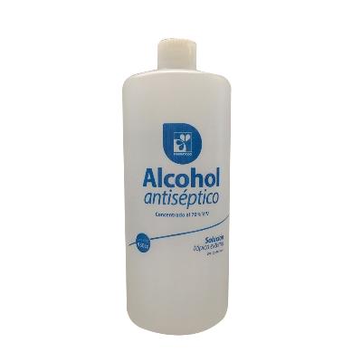 alcohol antiseptico farmatodo 950ml