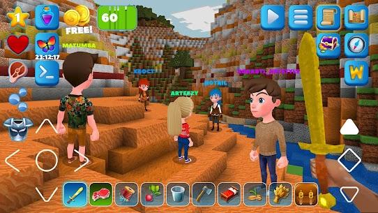 AdventureCraft: 3D Craft Building & Block Survival 2