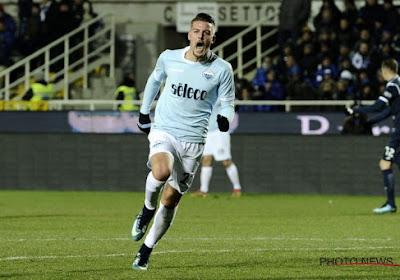 La Lazio remporte la Coupe d'Italie face à l'Atalanta de Timothy Castagne