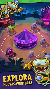 Plants vs. Zombies Heroes (MOD) APK 4