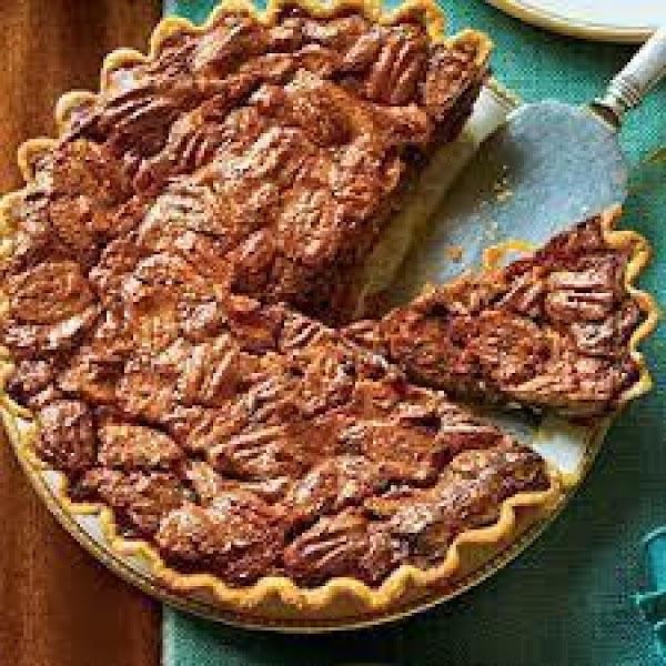 Old Fashion Pecan Pie Recipe