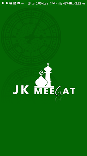 JK Meeqat (Prayer Timings) - AppRecs