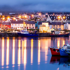 Portmagee by Federica Violin - Buildings & Architecture Other Exteriors ( portmagee, irland, violin, irlanda )