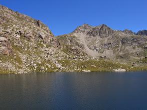 Photo: Vall Fosca:  estany Cubieso i collada dels Gavatxos