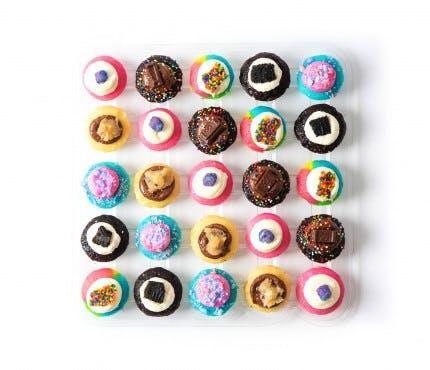 Backpack Snacks Cupcakes