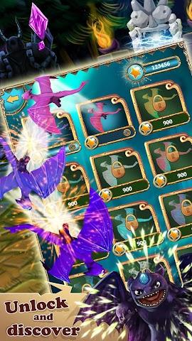 android Dragon Rise: Run 3D Game Screenshot 3