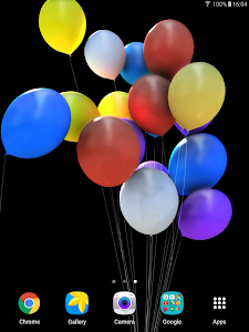 Balloons 3D Live Wallpaper screenshot 10