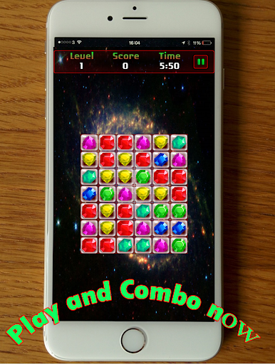Jewels Quest : Free HD 1.0 screenshots 3