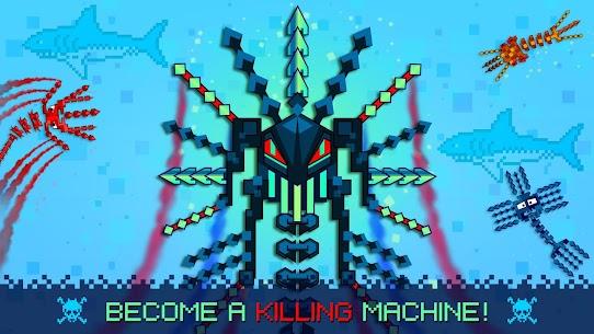Pixel Sword Fish io 9