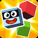 パンゴ大爆発 - キューブの積み重ねと破壊ゲーム 3-6 の子供のための - Androidアプリ