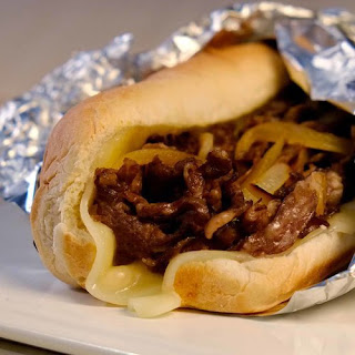 Philly Cheesesteak, 2 Ways