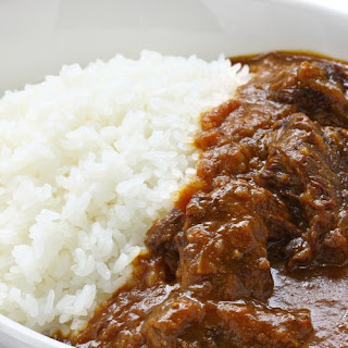 Fragrant Beef Curry with Rice recipe | Epicurious.com.