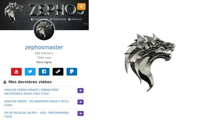 ZephosMaster Stream Notifier