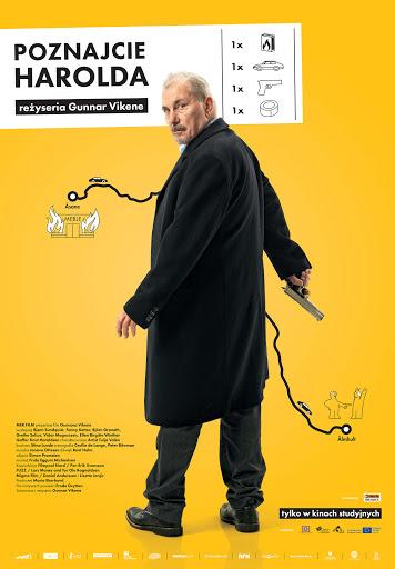 Polski plakat filmu 'Poznajcie Harolda'