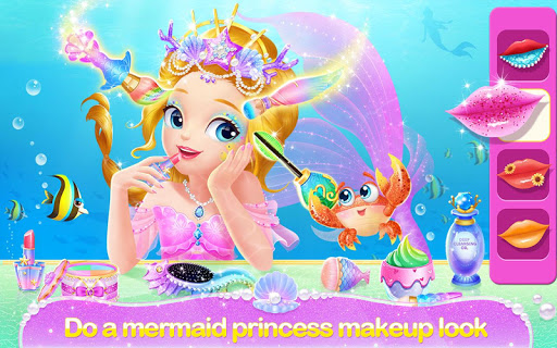 Princess Libby Little Mermaid 1.0.3 screenshots 7