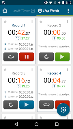 Multi Timer StopWatch 2.3.1 screenshot 257023