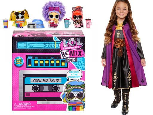 Up to 65% Off Toys on Kohls.com   L.O.L. Surprise, Disney's Frozen, PJ Masks & More