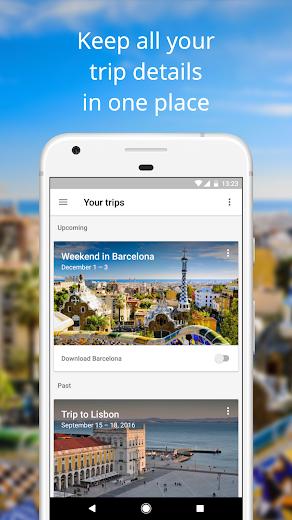 Screenshot 0 for Google Flights's Android app'