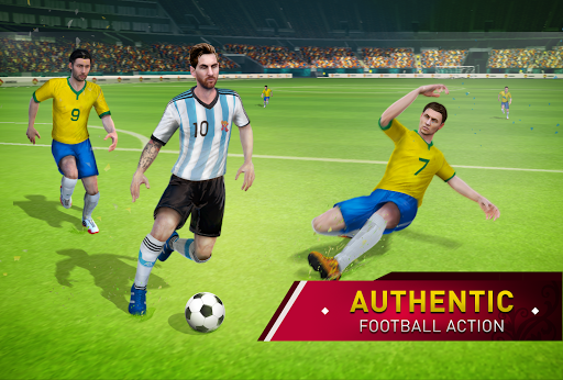Soccer Star 2020 World Football: World Star Cup 4.2.9 screenshots 2