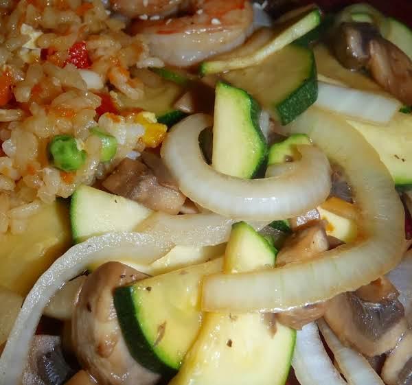 Benihana Hibachi Chicken Or Steak Recipe