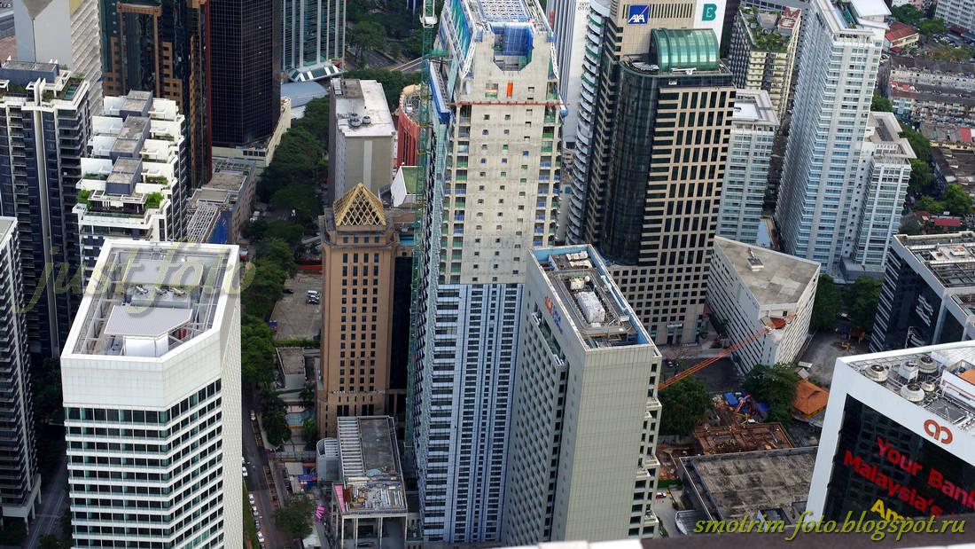 Небоскрёбы в Куала-Лумпуре