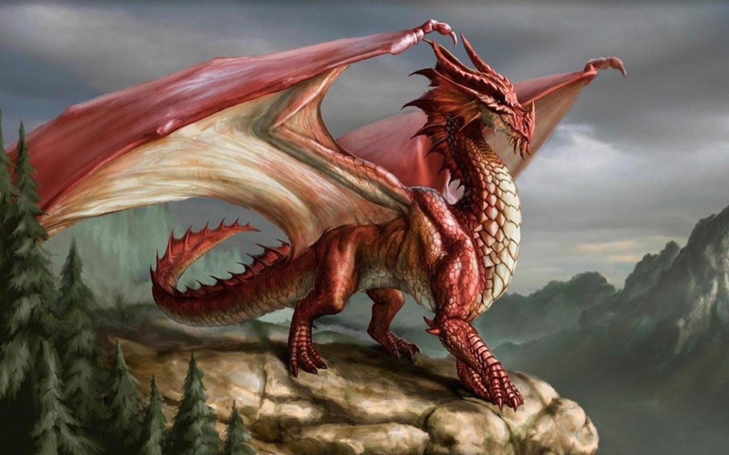 Red Fire Dragon: Android Apps On Google Play