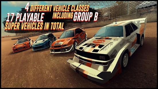 Rally Racer EVO® Screenshot