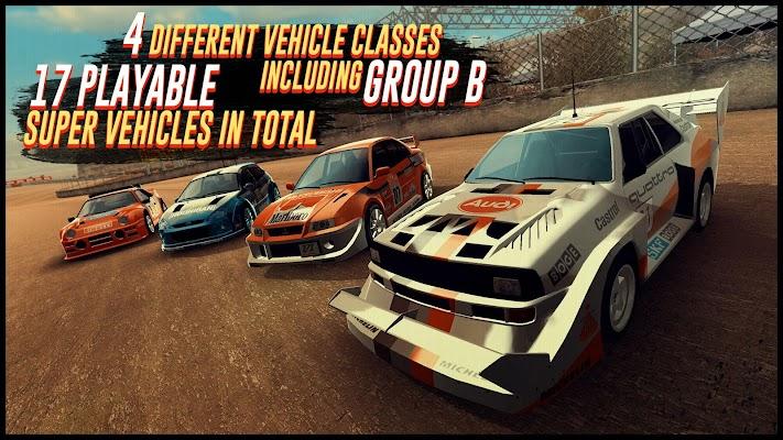 Rally Racer EVO Screenshot Image