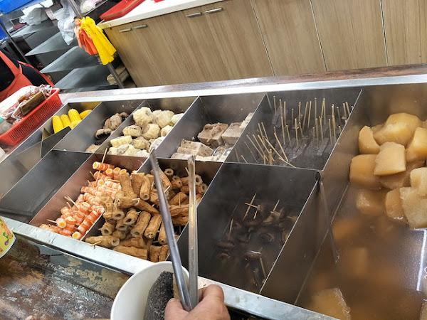 鶯歌必吃小吃:阿婆壽司