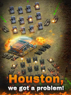 Game Strike of Nations: Empire of Steel | World War MMO APK for Windows Phone
