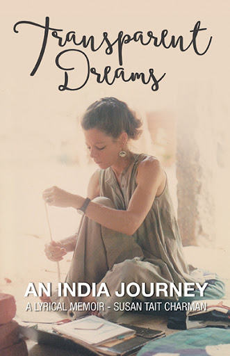 Transparent Dreams - An India Journey cover