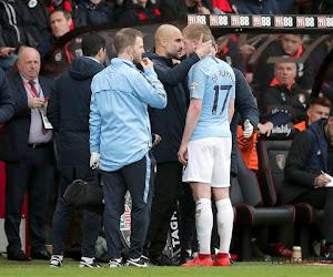 Kevin De Bruyne is terug en is meteen van goudwaarde voor Manchester City