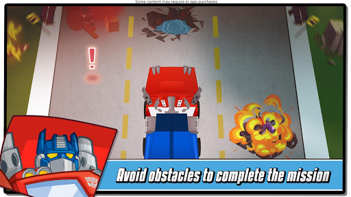Transformers Rescue Bots: Hero Adventures 2.2 screenshots 1