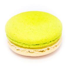 Macaron Citron Vert - Praliné レモン