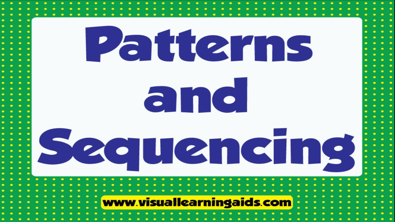 Patterns and Sequencing- screenshot
