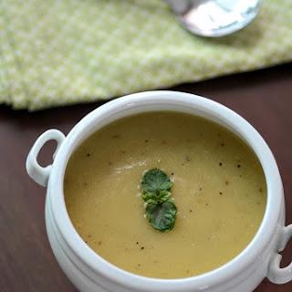 Bottle Gourd Soup
