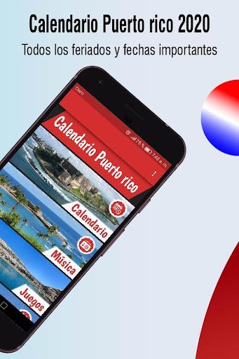 Download Calendario Puerto Rico 2020 Dias Feriados 2020 On Pc Mac With Appkiwi Apk Downloader