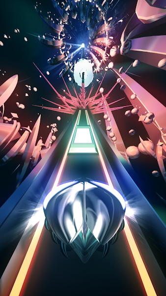 Thumper: Pocket Edition Screenshot Image